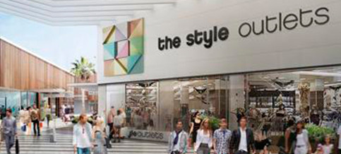"Inauguración del Centro Comercial ""Viladecans The Style Oulets"""