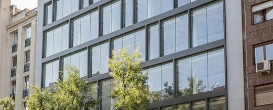Rehabilitación Edificio C/Goya,36-Madrid